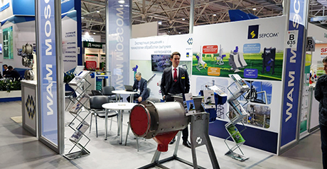 WAMGROUP attended Russia's largest international Agricultural Trade Show